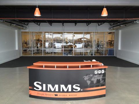 Simms Factory