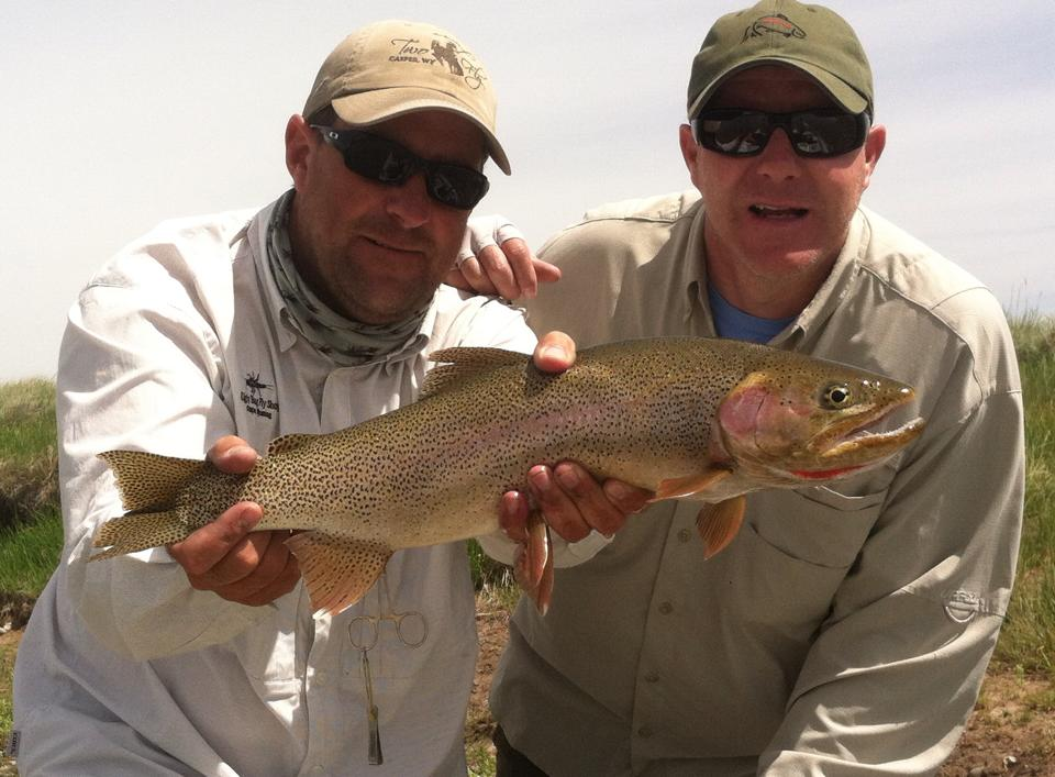 North Platte Fishing Report Sept 16, 2016