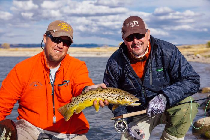 Fly Rod Chronicles Fishing in Wyoming