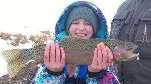North Platte River Fishing Update