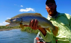 North Platte/Gray Reef Fishing Report May 18, 2016