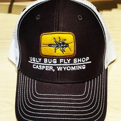 Ugly Bug Fly Shop Hat