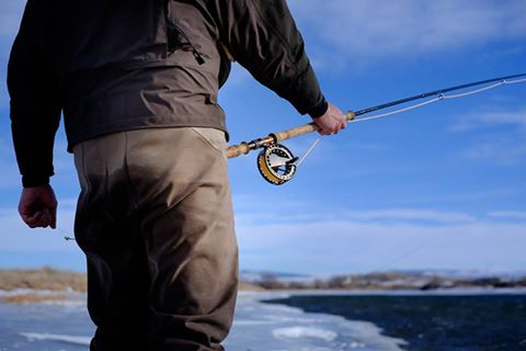 Spey Fishing on the Grey Reef