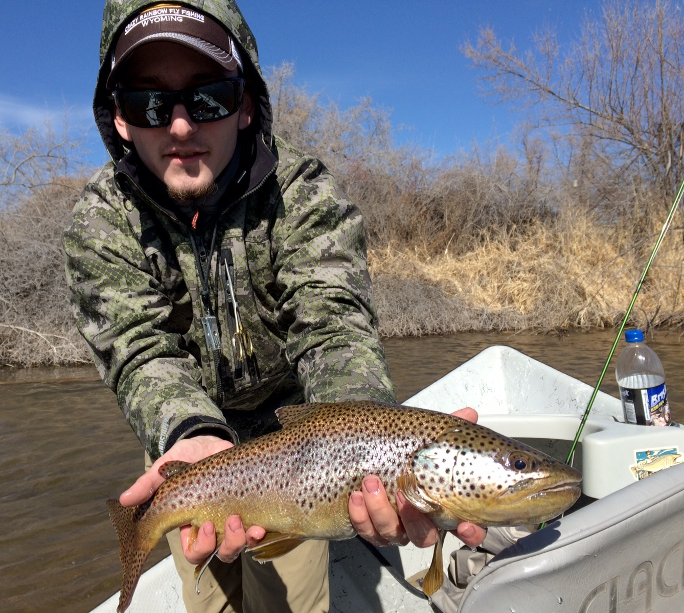 Kickoff to Spring Fishing on the North Platte!