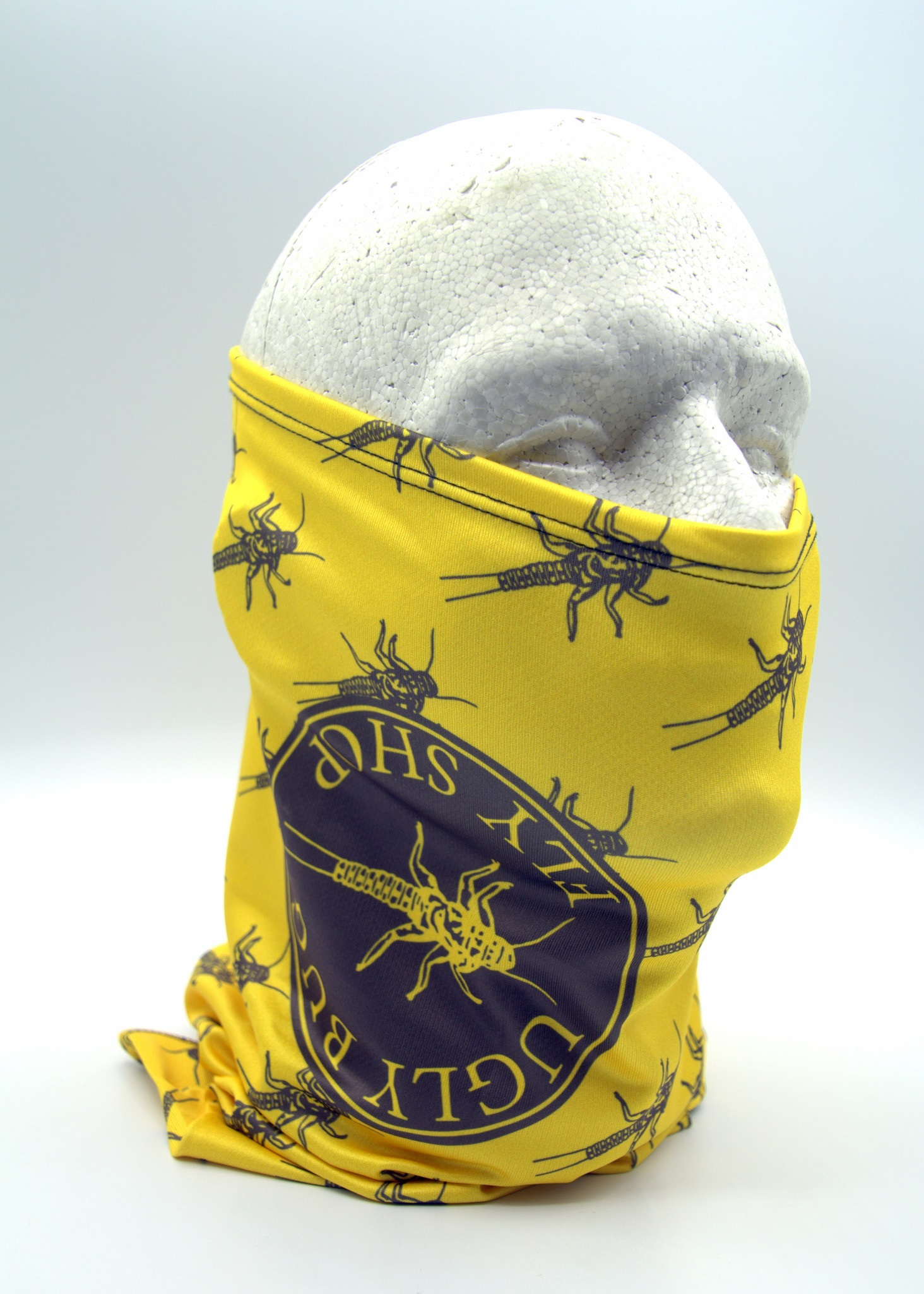 Is a Buff that we use everyday on the water perfect for the CDC's homemade face mask recommendation?