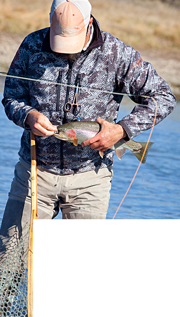 Guided Fly Fishing Trip FAQs